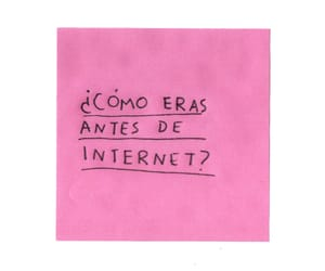 internet, pink, and coleccion image
