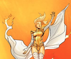 emma frost, x-men, and Marvel image