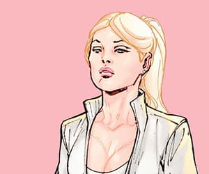 emma frost, Marvel, and white queen image