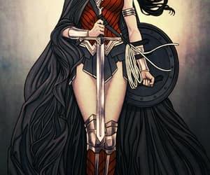 wonder woman, diana of themyscira, and dc comics image