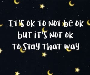 be ok, inspiration, and quotes image