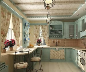 decoration, kitchen, and cute image