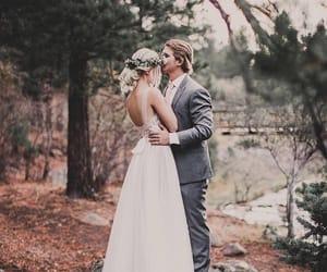 love, wedding, and aspyn ovard image