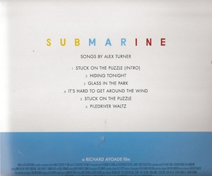 alex turner and submarine image
