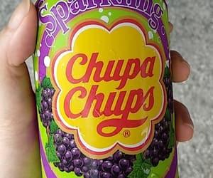 chupa chups, grape, and purple image