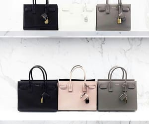 bag, glam, and glamorous image