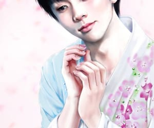 fanart, yuzuru, and hanyu image