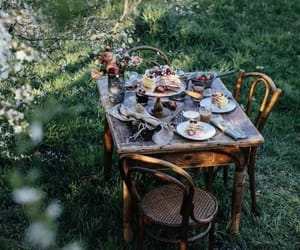 country, entertaining, and dining image