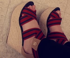 beautifull, shoes, and tommyhilfiger image