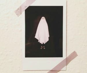 ghost, Halloween, and photography image
