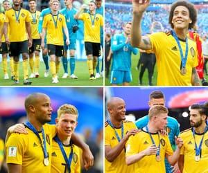 belgium, futebol, and 3er lugar image