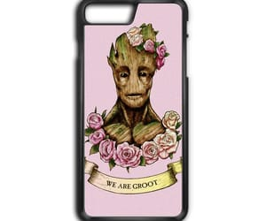 phone cases, iphone 8 plus, and we are groot image