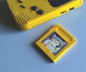 amarillo, juego, and yellow image
