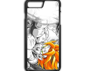 phone cases, iphone 8 plus, and goku dragon ball z image