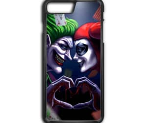 phone cases, iphone 8 plus, and joker and harley quinn image