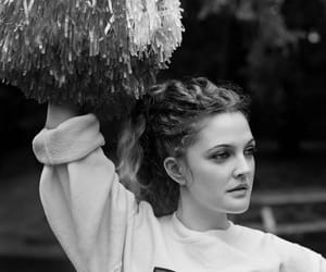drew barrymore and cheerleader image