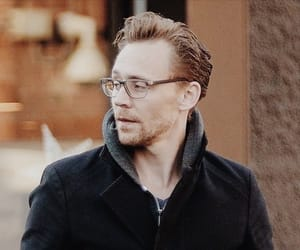 chris evans, glasses, and handsome image
