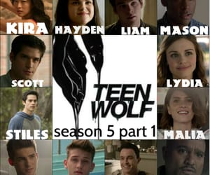 teen wolf, teen wolf season 5a, and teen wolf season 5 part 1 image