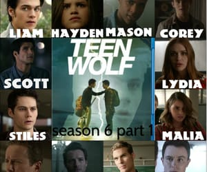 teen wolf, teen wolf season 6a, and teen wolf season 6 part 1 image