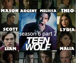 teen wolf, teen wolf season 6b, and teen wolf season 6 part 2 image