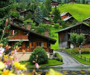 Alps, holidays, and switzerland image
