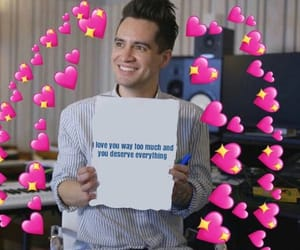 brendon urie, love, and brendon urie moods image