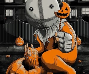 horror films, horror, and trick r treat image