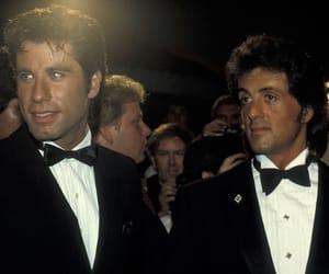 John Travolta and sylvester stallone image