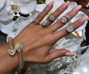 engagement rings, girly inspiration, and tumblr inspo image