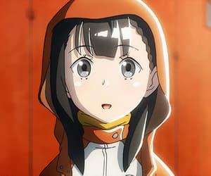 anime, gif, and smile image