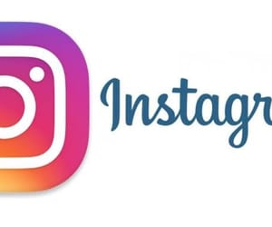 Logo, social media, and instagram image