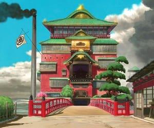 wallpaper, chihiro, and spirited away image