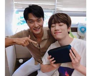 dad, k-pop, and kpop image