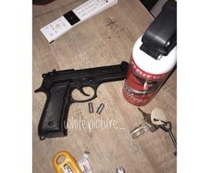 arme, voyou, and gun image