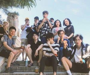 group, changsun, and hongseob image