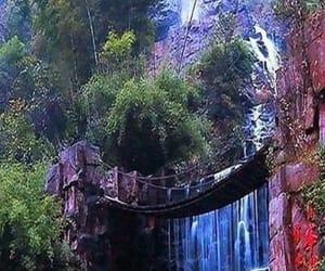 belleza, falls, and naturaleza image