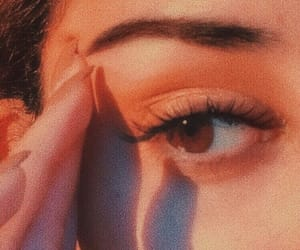 girl, eye, and aesthetic image