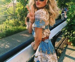 hailey baldwin, model, and hair image