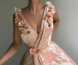 beauty, dress, and hair image