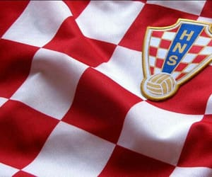 Croatia and football image