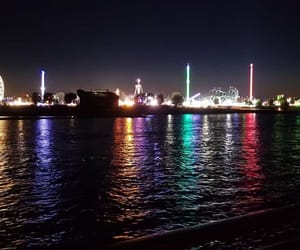 bustle, water, and funfair image