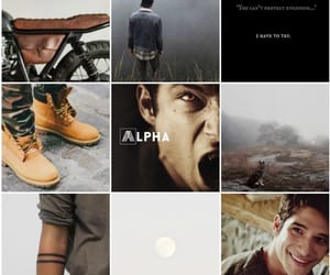 aesthetic, alpha, and character image