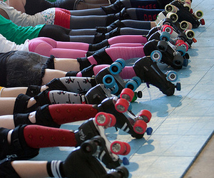 Or, portland, and roller derby image