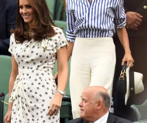 style, wimbledon, and royal family image