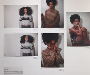 Afro, gallery, and natural hair image