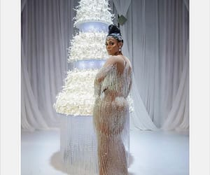 bride, fashion, and luxurious image