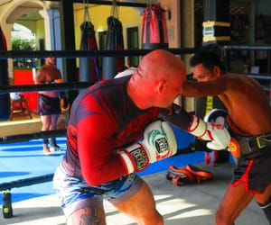 boot camp, kickboxing, and mma image