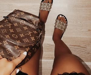 Louis Vuitton, bag, and gucci image
