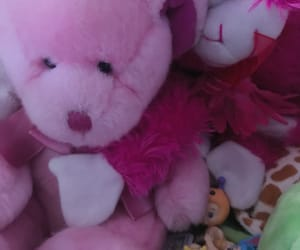 baby, little, and pink image