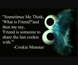 Cookies, kind, and monster image